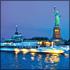 Crociera con cena  a Bateaux New York