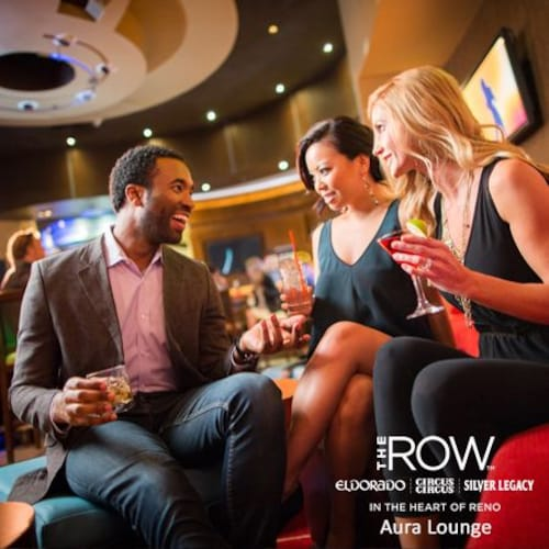 Silver Legacy Resort  Casino at THE ROW
