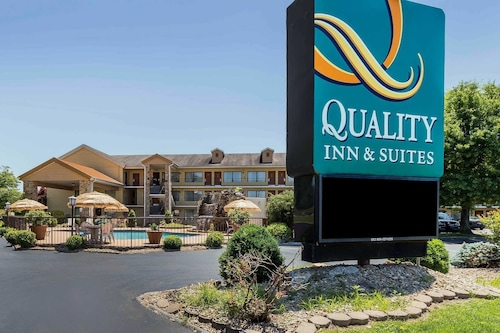 Quality Inn Suites Sevierville Pigeon Forge