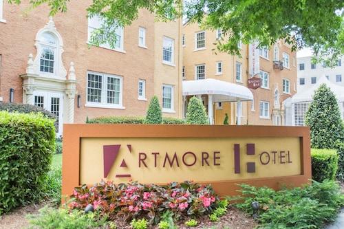 Beautiful Artmore Hotel   Midtown Photo