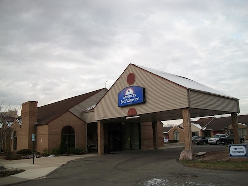 Americas Best Value Inn-Romulus/Detroit Airport