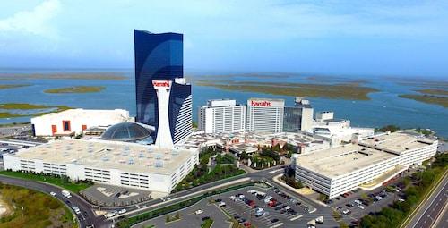 Atlantic city hotel strip