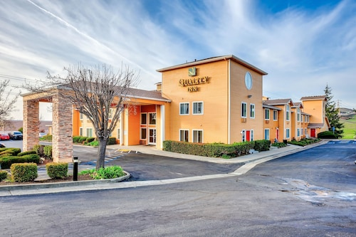 Quality Inn Near Six Flags Discovery Kingdom Napa Valley