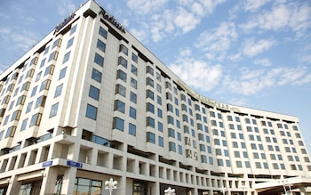 Radisson Slavyanskaya Hotel and Business Centre, Moscow