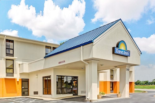 Days Inn By Wyndham Nashville At Opryland Music Valley Dr