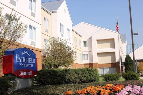 Fairfield Inn Suites By Marriott Chicago Naperville