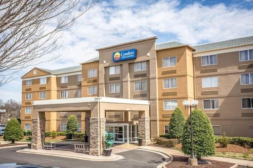 Comfort Inn Suites Kannapolis Concord