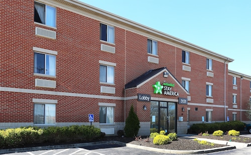 See All Hotels Near Wright Patterson Afb Extended Stay America Dayton Fairborn