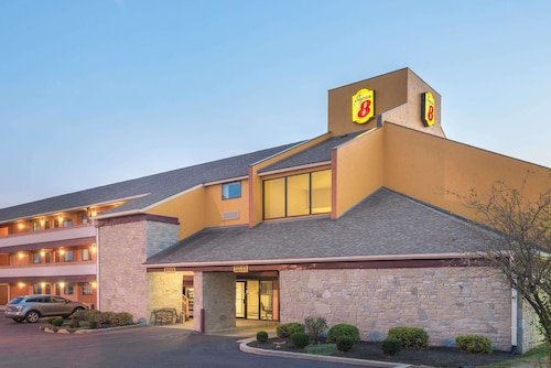 Super 8 by Wyndham Vandalia/Dayton International Airport