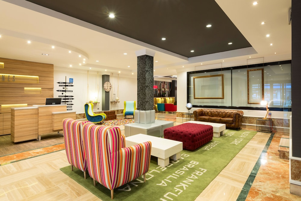 Hotel TRYP Madrid Leganés + Entradas a Faunia