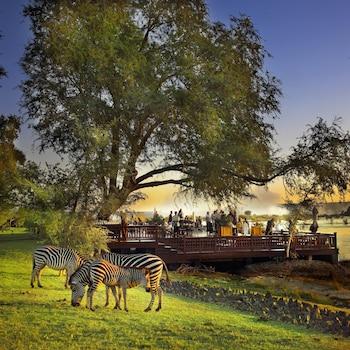 Royal Livingstone Victoria Falls Zambia Hotel by Anantara