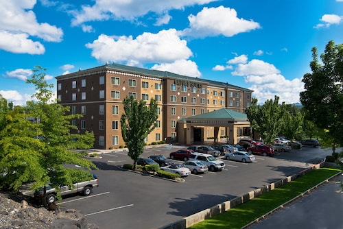 Montvale Hotel Oxford Suites Downtown Spokane
