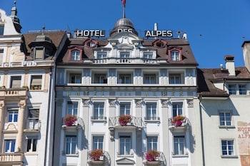 Des Alpes Luzern