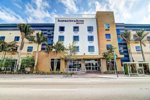 Fairfield Inn Suites By Marriott Delray Beach I 95