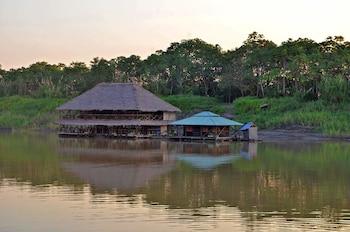 Kurupira Cabin Floating