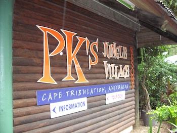 PKs Jungle Village - Hostel