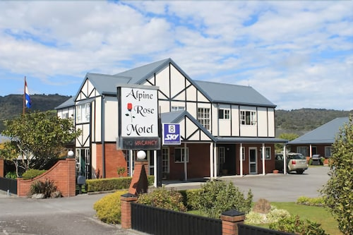 Alpine Rose Greymouth Motel