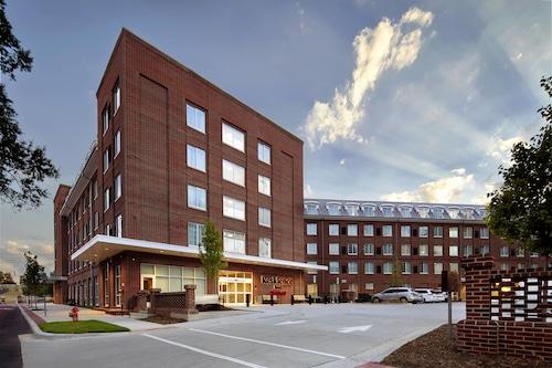 Residence Inn Durham Mcpherson Duke University Medical Cntr