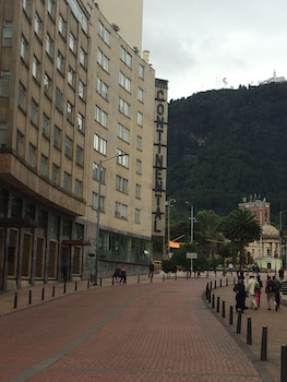 Aparta Suite Edificio Continental Bogotá
