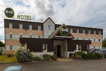 B&B Hôtel DIJON Zénith