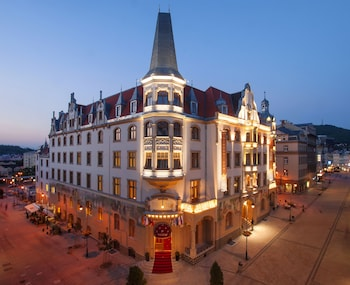 Grandhotel AMBASSADOR - Národní Dům