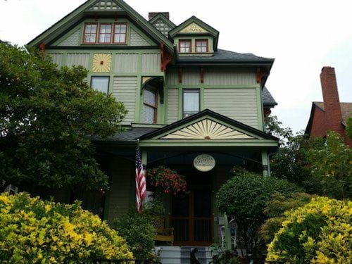 Geiger Victorian Bed and Breakfast