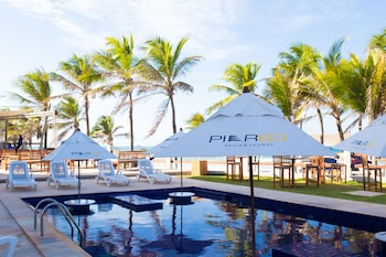 Pier 85 Hotel Praia & Lounge