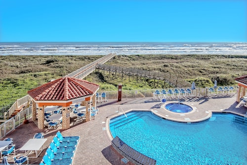 Padre Island Beach La Copa Inn Hotel