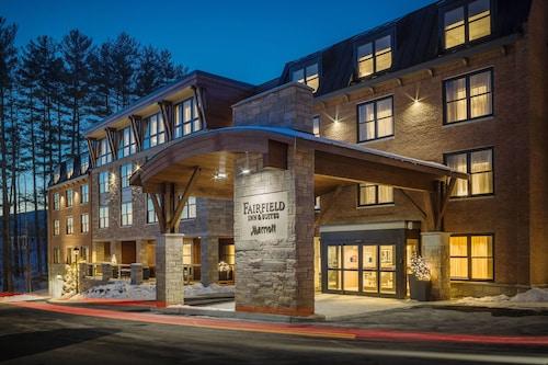 Fairfield Inn Suites By Marriott Waterbury Stowe