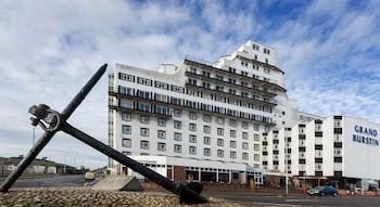 Grand Burstin Hotel Folkestone