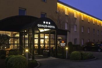 Qualys-Hotel Reims-Tinqueux