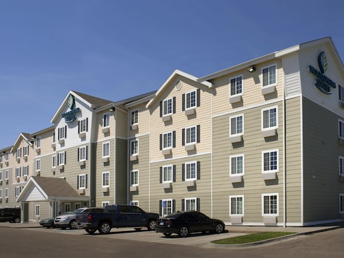 See All Hotels Near Manhattan Woodspring Suites Junction City