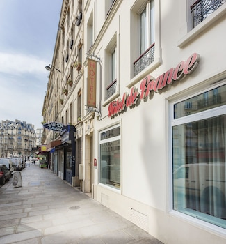 Hotel de France Quartier Latin
