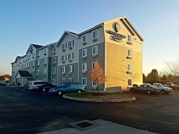 WoodSpring Suites Columbus Hilliard