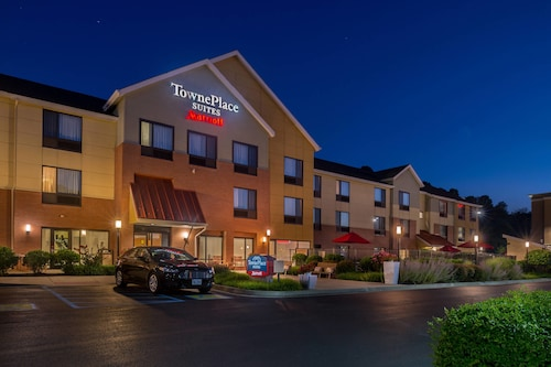 Pullman Plaza Hotel Towneplace Suites By Marriott Huntington