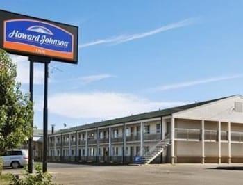 Howard Johnson Inn Salina Kansas