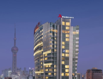 Shanghai Marriott Hotel City Centre