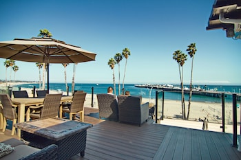 Casablanca On The Beach