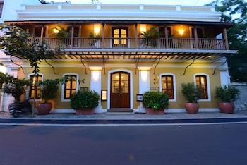 Palais de Mahé