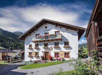 Pension der Steinbock - Das Bauernhaus