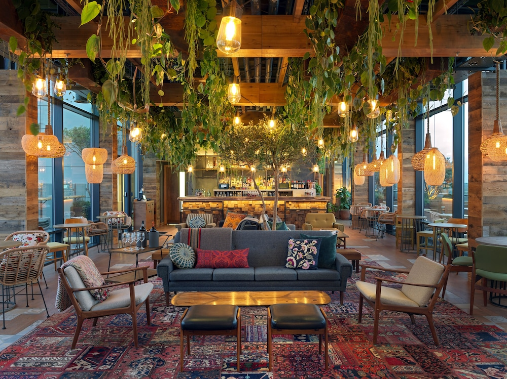 Lounge, Treehouse Hotel London