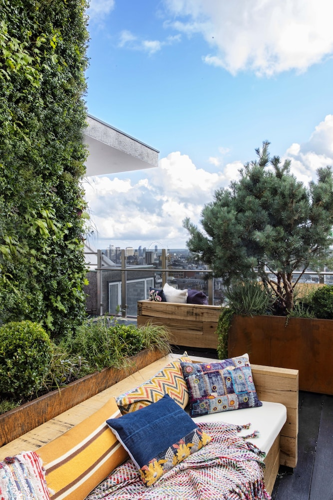 Terrace/Patio, Treehouse Hotel London