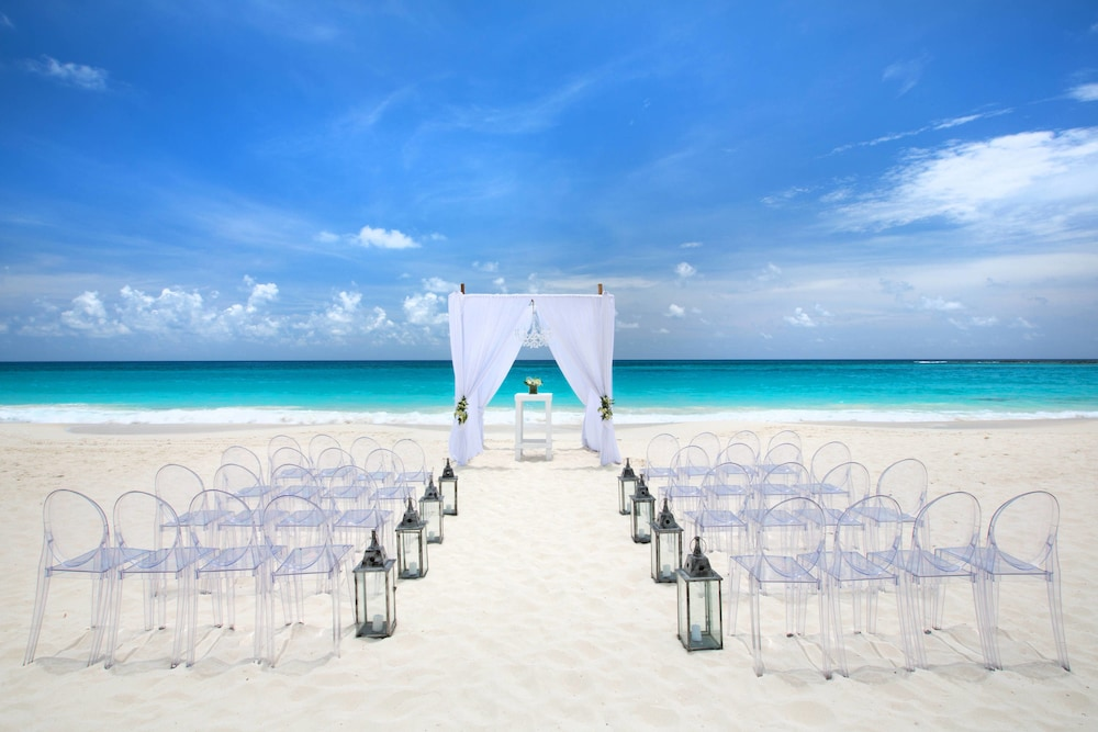 Outdoor Wedding Area, The Westin Resort & Spa Cancun