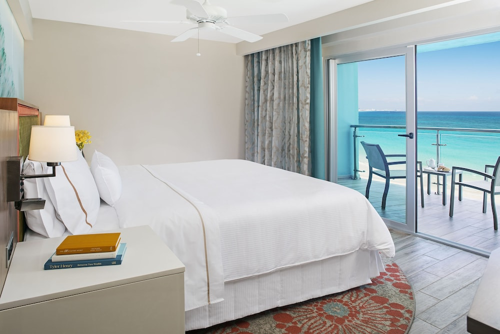 Room, The Westin Resort & Spa Cancun