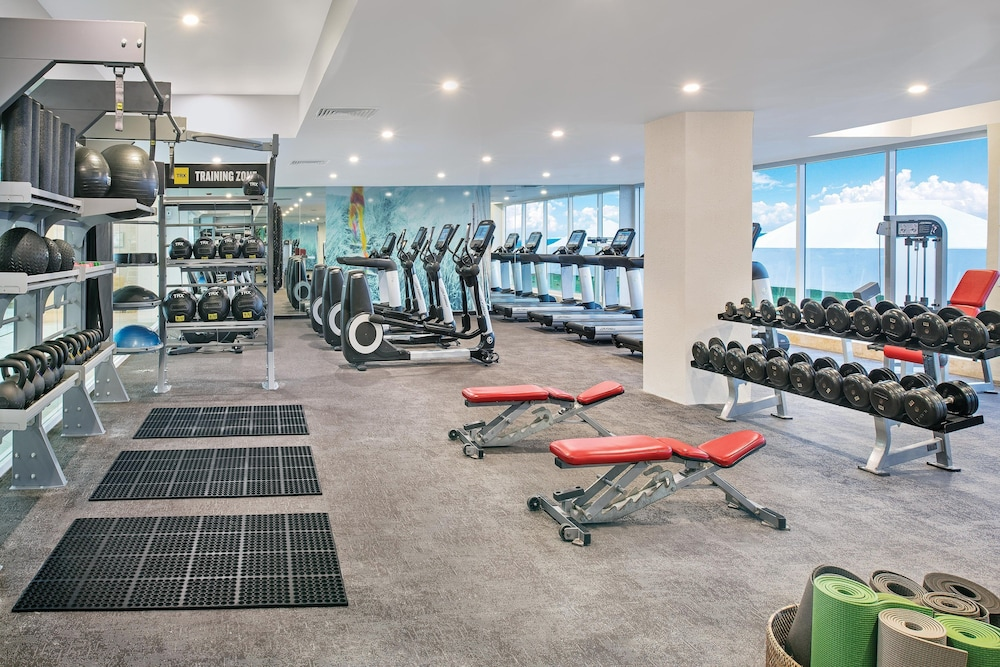 Fitness Facility, The Westin Resort & Spa Cancun