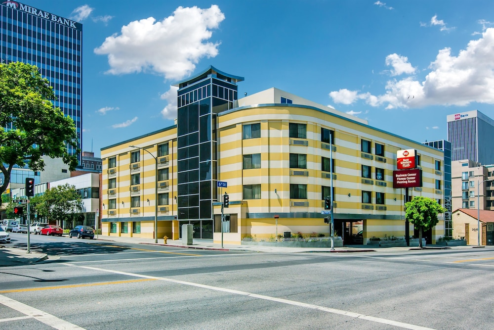 Best Western Plus La Mid Town Hotel Los Angeles