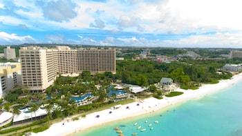 グアムのココス島ツアーに便利なホテル