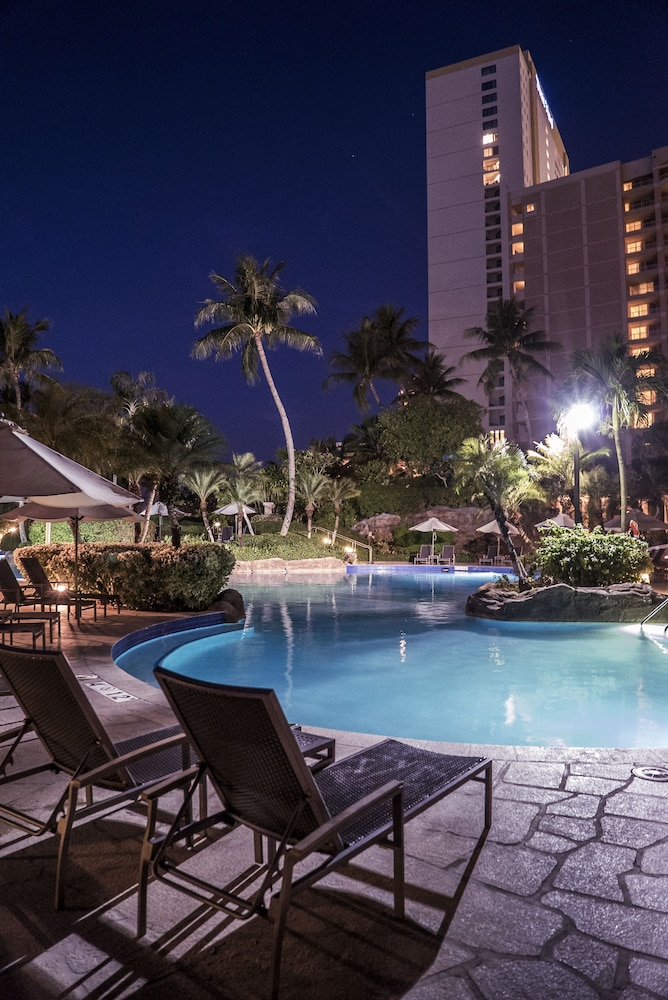 Outdoor Pool, Hyatt Regency Guam
