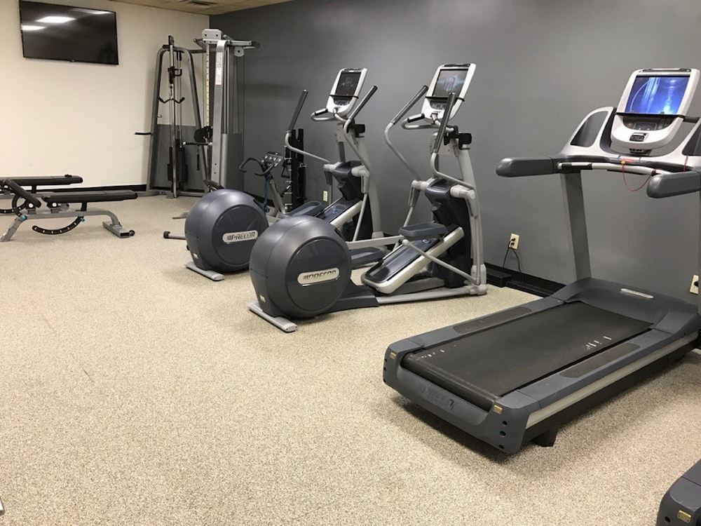 Fitness Facility, Embassy Suites Oklahoma City Will Rogers Airport