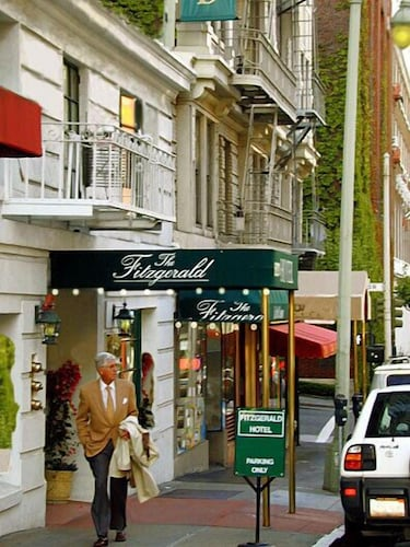 Featured Image, Fitzgerald Hotel